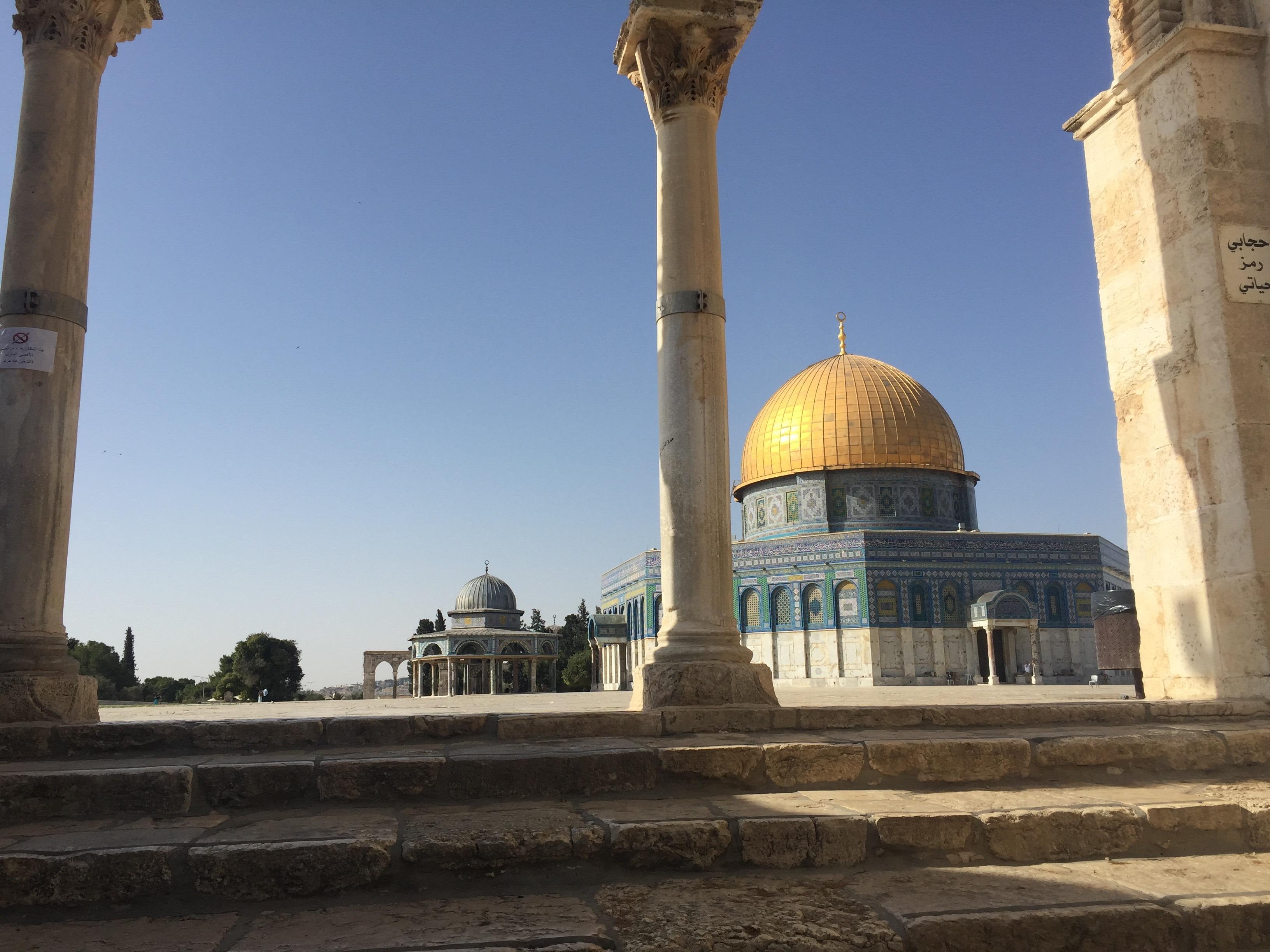 Studienreise nach Palästina 2018